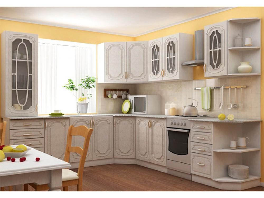 Эмалевые кухни с патиной
